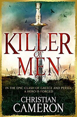 Killer of Men by Cameron, Christian Hardback Book The Cheap Fast Free Post