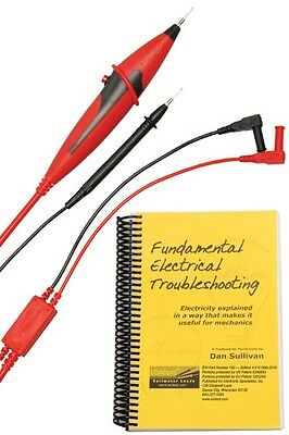 ESI #181: LOADpro Dynamic Test Leads & 200pg Electrical Troubleshooting Book.