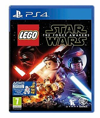LEGO Star Wars: The Force Awakens (PS4) [New Game]