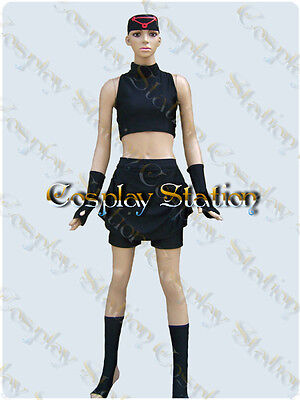 Fullmetal Alchemist Envy Cosplay Costume_commission276