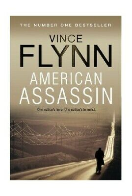 American Assassin, Flynn, Vince Paperback Book The Cheap Fast Free Post
