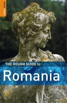 The Rough Guide to Romania (Rough Guide Travel Guid... by Rough Guides Paperback