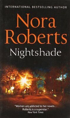 Nightshade by Roberts, Nora Paperback Book The Cheap Fast Free Post