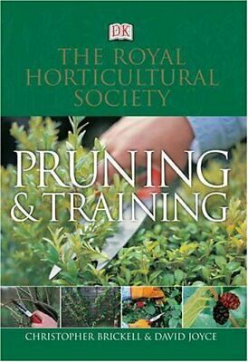RHS Pruning and Training by Joyce, David Hardback Book The Cheap Fast Free Post