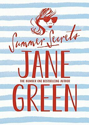 Summer Secrets by Green, Jane Book The Cheap Fast Free Post