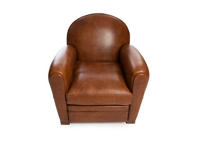 Armchair  Club Art Deco 1950Th