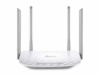 TP-Link Archer C50 AC1200 Wireless Dual Band Cable Router 1.2Gbps 4-Port NEW UK