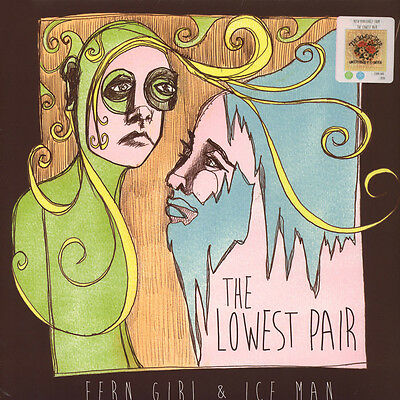 Lowest Pair, The - Fern Girls & Ice Man (Vinyl LP - 2016 - EU - Original)