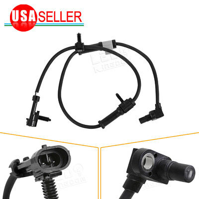 2 PCS ABS Wheel Speed Sensor Front Left & Right For 1993-05 Chevy GMC Cadillac
