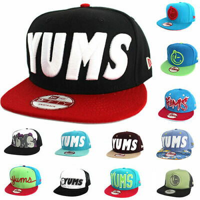 New Era 9Fifty Yums Snapback Hat Baseball Cap