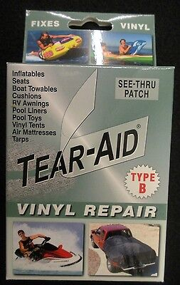 Liner Repair Kit For Vinyl Spas, Pools, Toys, Tents and More
