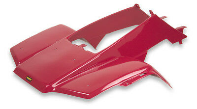 New Honda Trx250 85 - 87 Fourtrax Front Plastic Fender Red Trx 250