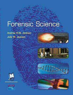 Forensic Science by Jackson, Julie Paperback Book The Cheap Fast Free Post