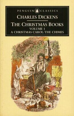 The Christmas Books Volume 1: A Christmas Carol... by Dickens, Charles Paperback