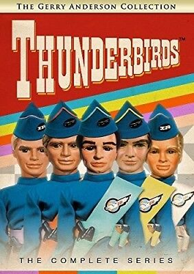 Thunderbirds: The Complete Series [New DVD] Boxed Set, Full Frame