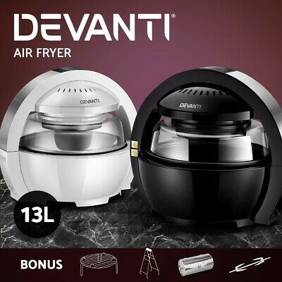 NEW Air Fryer 5 Star Chef Low Fat Oil Free Rapid Healthy Deep Cooker Kitchen BK