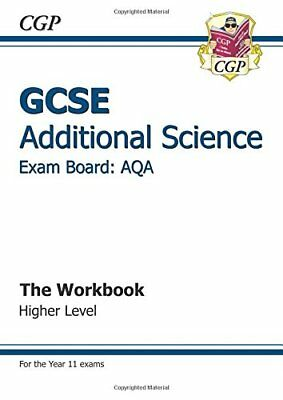 GCSE Additional Science AQA Workbook - Higher, CGP Books Book The Cheap Fast