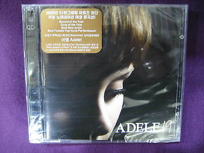 Adele / 19 (2 CD DELUXE EDITION) NEW SEALED