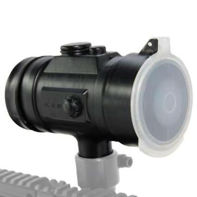 Tactical 50 Round Paintball Hopper Shaped Like a Scope [BH1]