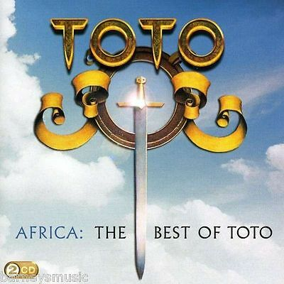 TOTO ( NEW SEALED 2 x CD ) AFRICA : THE VERY BEST OF / GREATEST HITS