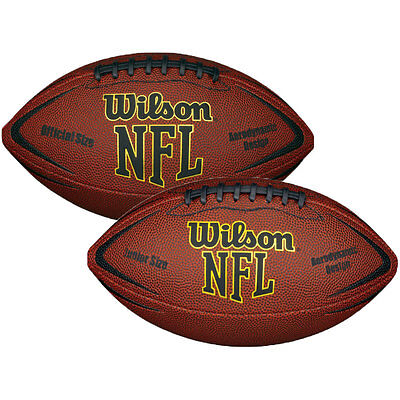Wilson NFL Force American Football - Official & Junior Sizes