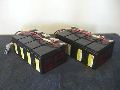 RBC12 Battery pack for APC 3000 and 2200 UPS / RBC 12