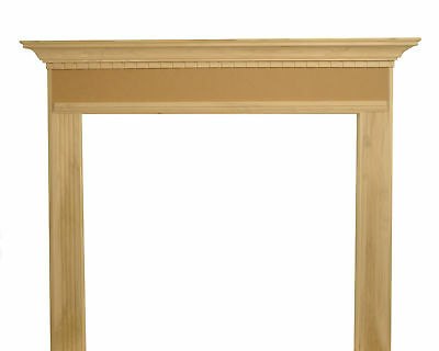 MantelCraft Sterling Fireplace Mantel Surround