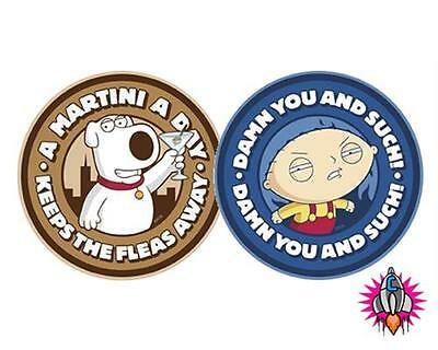 Official Family Guy Brian & Stewie Griffin Coffee Mug Cup Coaster Coasters