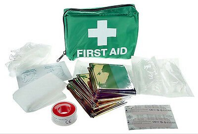 First Aid Kit Essentials Compact First Aid Kit For Home Car Caravan Camping