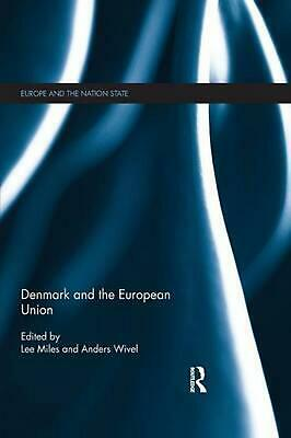Denmark and the European Union by Paperback Book (English)