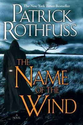 The Name Of The Wind - Rothfuss, Patrick - New Hardcover Book