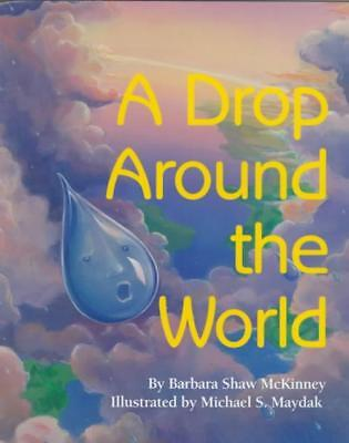 A Drop Around The World - New Paperback Book