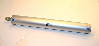 """NOS SMC Pneumatic NCDGBN50 Precision 14"""" Stroke Cylinder Double Acting"""