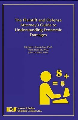 The Plaintiff And Defense Attorney's Guide To - New Paperback Book