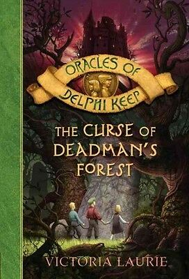The Curse Of Deadman's Forest - New Paperback Book