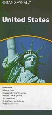 Rand Mcnally United States - New Paperback Book