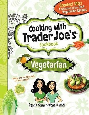 Cooking With Trader Joe's Cookbook - New Hardcover Book