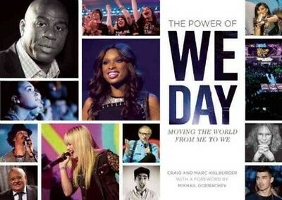 The Power Of We Day - New Hardcover Book