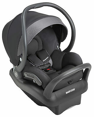 Maxi-Cosi Mico Max 30 Air Protect Infant Baby Car Seat w Base Devoted Black 2016