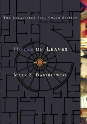 House Of Leaves - New Prebind Book