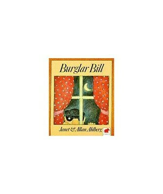 Burglar Bill by Janet and Allan Ahlberg Paperback Book The Cheap Fast Free Post
