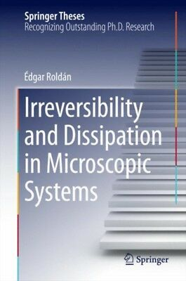 Irreversibility and Dissipation in Microscopic Systems (Springer Theses) (Hardc.