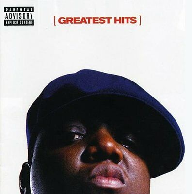 THE NOTORIOUS B.I.G. GREATEST HITS CD ALBUM (Very Best Of) (2007)