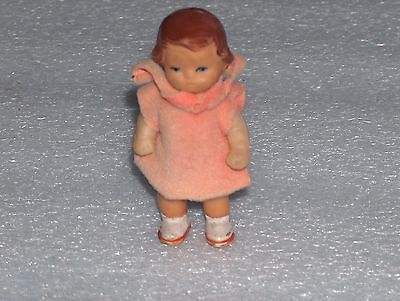 Cute Vintage Antique Ari 3024 Germany Rubber Doll, Marked