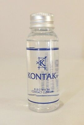 Kontak Audio Cleaning Fluid Contact Cleaner (Hi-Fi Choice Feb 2014 Recommended)