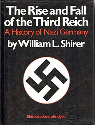The Rise and Fall of the Third Reich, Shirer, William L. Paperback Book The