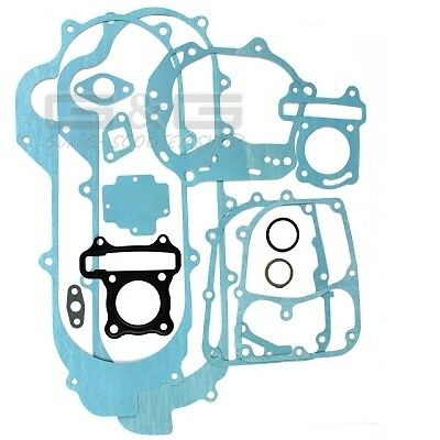 Gasket Cylinder Gasket set for 4-stroke GY6 50ccm 4T 139 QMB/A CHINA ROLLER