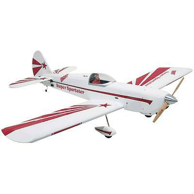 NEW Great Planes Giant Scale Super Sportster ARF 1.2-2 82  GPMA1044