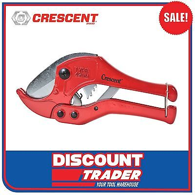 Crescent PVC Conduit & Water Hose Cutter 3mm to 42mm - CCC42