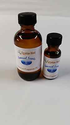 Egyptian Musk fragrance oil Sensual Scents for candles soaps and diffusers